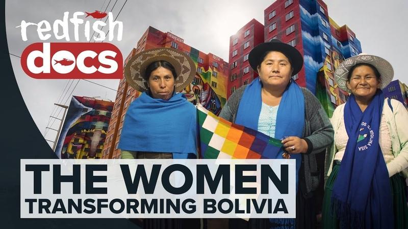 Cholitas: The Women Transforming Bolivia