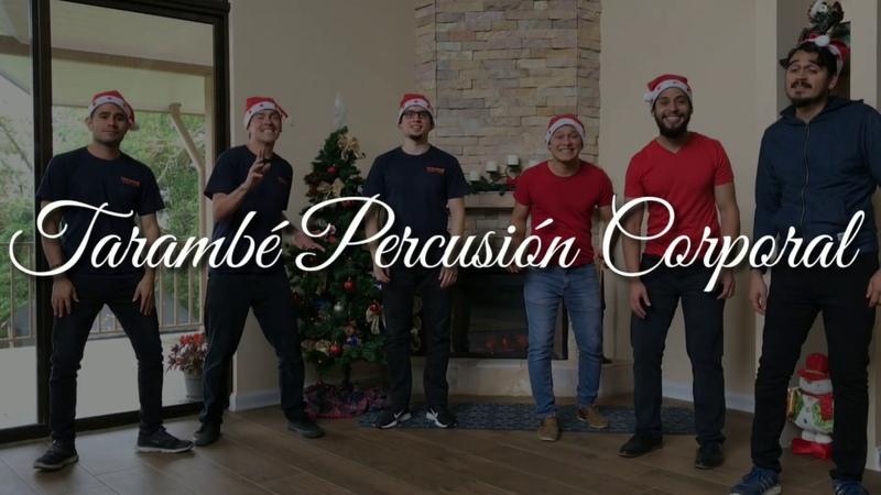 Feliz Navidad Tarambé Percusion Corporal 2019