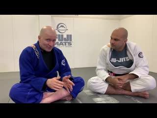 John Danaher - 3 Most Important Jiu Jitsu Strangles (Chokes)