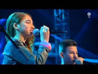 Noah-Levi vs. Luna vs. Michele | Crazy in Love | The Battles | The Voice Kids Germany |