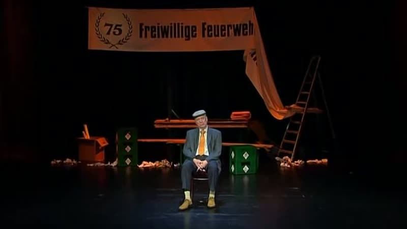 Gerd Dudenhoeffer spielt Heinz Becker