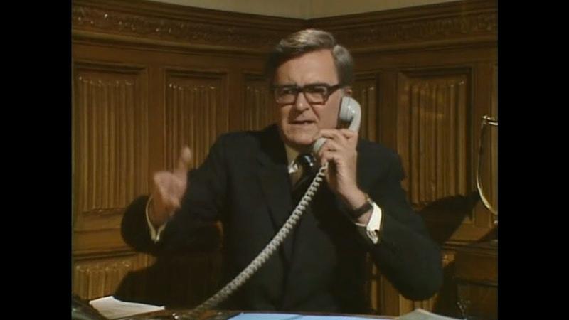 Да господин министр 1980 1984 Мой телевизор не работает