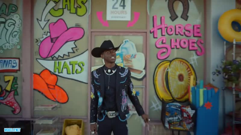 Lil Nas X - Old Town Road (Week 17 Version) ft. Billy Ray Cyrus_mobclip.net.mp4