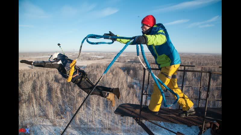 Anton Si. прыжок FreeFallProX команда ProX74 объект AT53 Chelyabinsk 2019 1 jump RopeJumping
