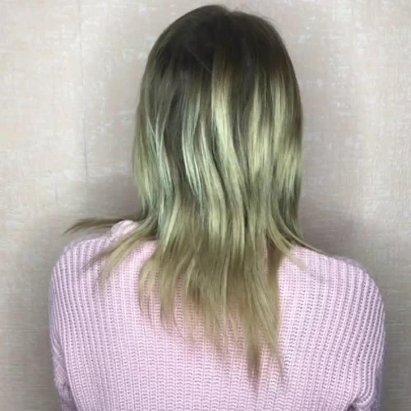 Постригли