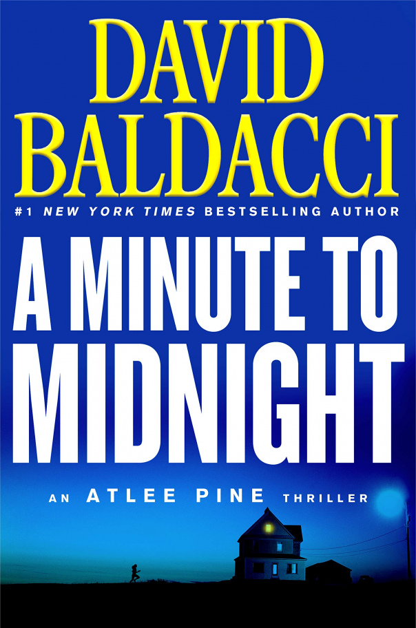 David Baldacci - [Atlee Pine 02] - A Minute to Midnight (epub)