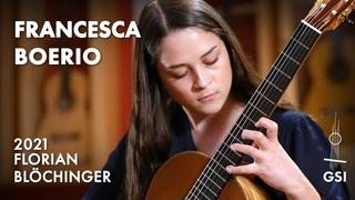"J.S. Bach's ""Suite in E Major, BWV 1006a: Prelude"" by Francesca Boerio on a 2021 Florian Blöchinger"