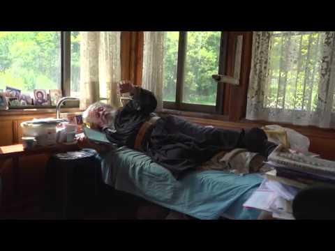 Святая Гора Афон Старец Гавриил 14 04 18 Elder Gabriel from Mount Athos
