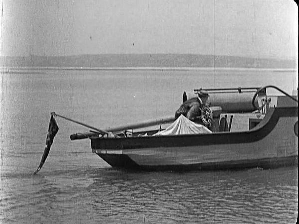 Лодка The Boat Режиссер Бастер Китон Buster Keaton 1921г