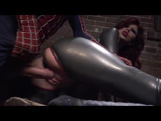 Leather:Spiderman - Brooklyn Lee