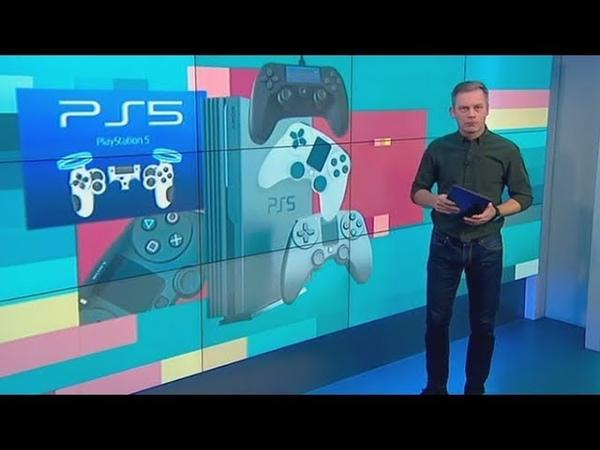 Вести.net: PlayStation 5 изменит игровую индустрию! Названа дата выхода консоли (09.10.2019)