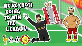 Liverpool beat Man Utd 2-0! We're going to win the league (Highlights Goals Parody)