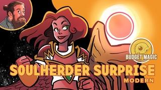 Soulherder Surprise😲 | Morph Blink | MTG Modern | Budget Magic