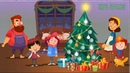 Let's decorate the christmas tree - Best stories for kids