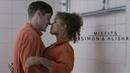 Misfits Simon and Alisha