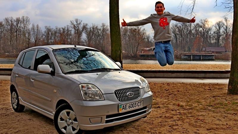 Dava Drive Kia Picanto 2006г 65 л с 1 1л