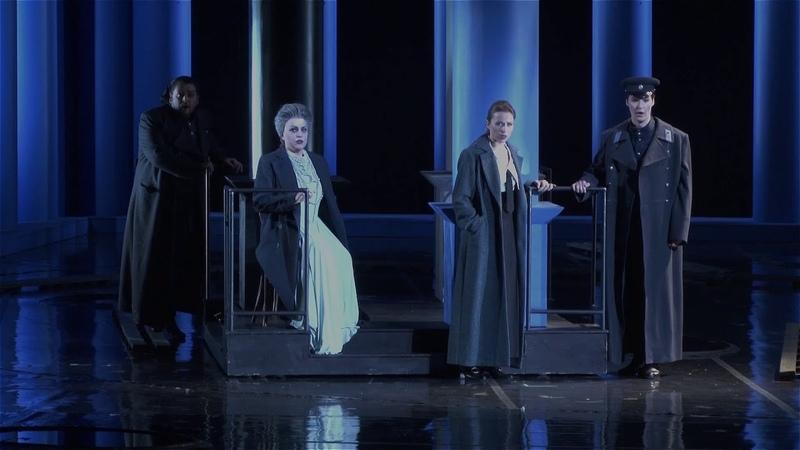 Опера Пиковая Дама П И Чайковский Акт I Дуэт и квинтет