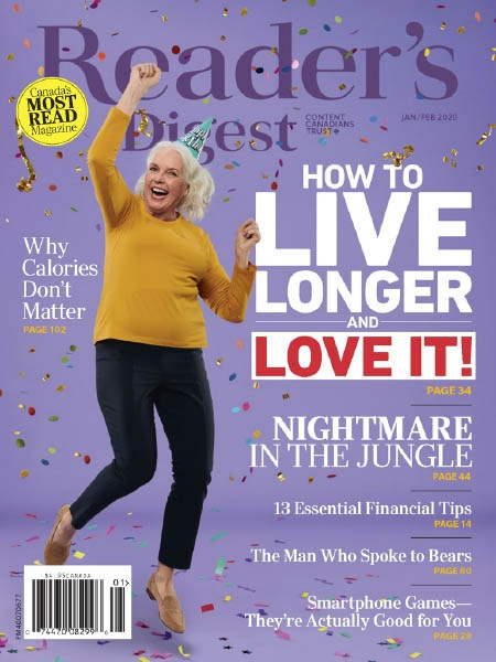 Reader's Digest CA 01.02 2020