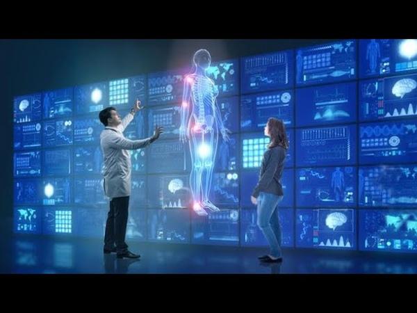 Мир переводят в матрицу и создают Цифровой двойник человека Режиссер Царёва