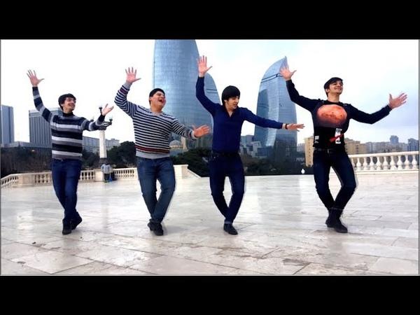 Самая Лучшая Лезгинка 2019 Madina Мадина Чеченская Песня В Баку Assa Group ALISHKA RAMIL MAQA