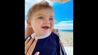Бывшая жена Тимати показала улыбчивого сына