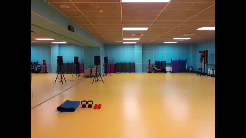Силовая тренировка на все группы мышц с Кристиной Перепелицыной