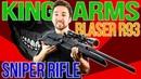 King Arms Blaser R93 Review