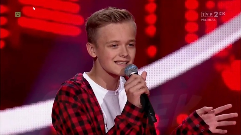 Michał Siuchta Cisza The Voice Kids Poland 3