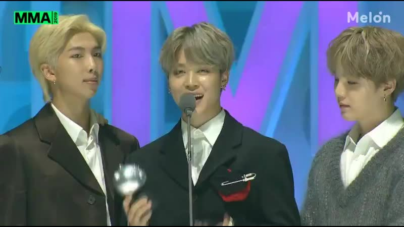 What RM whispered.. - - JM ... Not to get left behind of your ARMYs being hot, we will wor.mp4