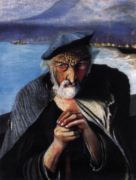 """Смысл картины """"Старый рыбак"""" разгадали спустя столетие"""