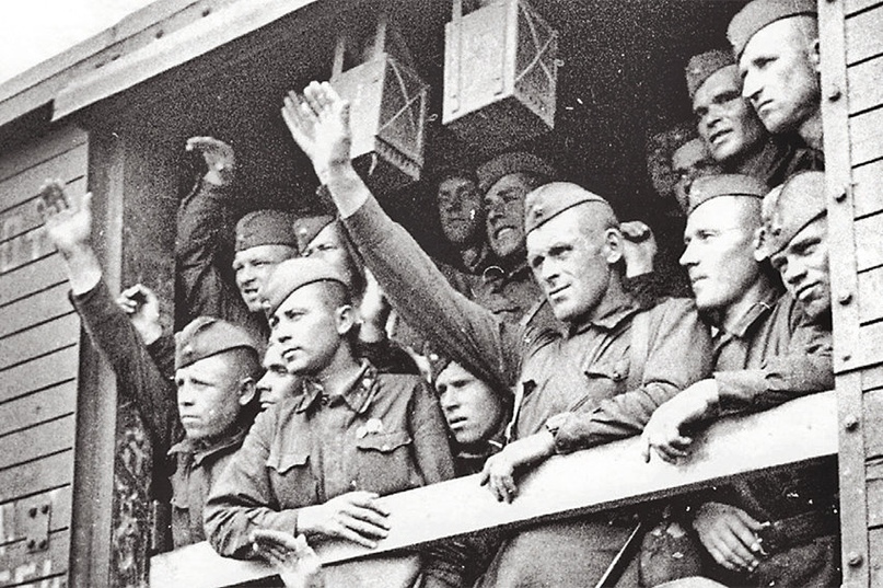 22 июня 1941 Начало Великой Отечественной войны, изображение №3
