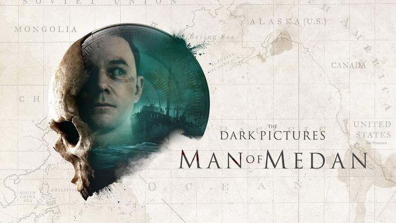 The Dark Pictures Man of Medan Прохождение Серия 1