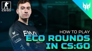 How to Play Eco Rounds in CS:GO   Team Envy's Ryann
