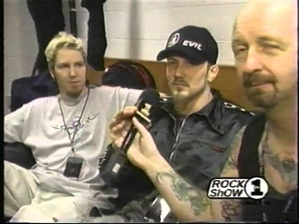 VH1 Rock Show Featuring Iron Maiden, Queensryche and Rob Halford 2000