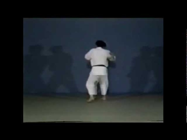 Judo Soto makikomi