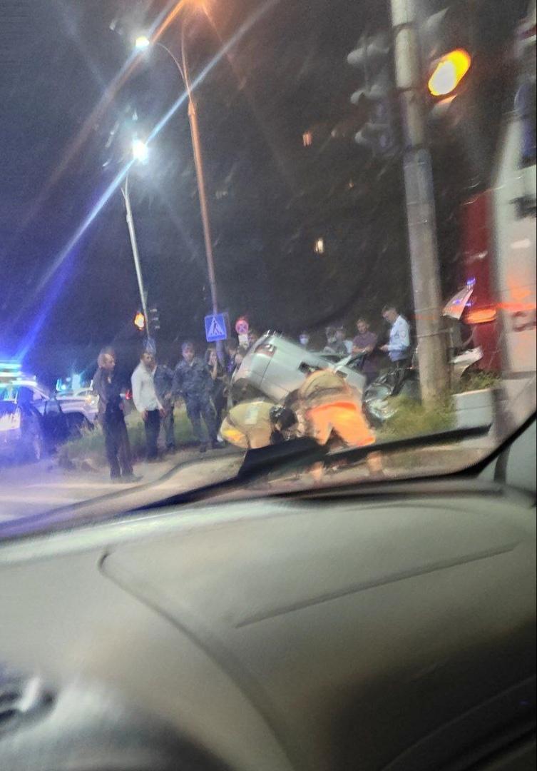смертельная авария на перекрестке улиц Московская и Гоголя в Сарове 30 июля
