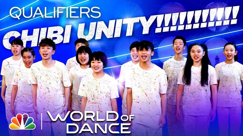 Junior Divisions Chibi Unity Dances to Some Nights by Fun. - World of Dance Qualifiers 2020 | Danceproject.info