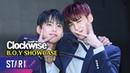 Title Song 'Clockwise' B O Y SHOWCASE 비오브유 실력파 듀오의 팝발라드 '시계바늘' 무대