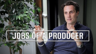Script To Screen: The Many Roles Of A Movie Producer - Mark Heidelberger [FULL INTERVIEW]
