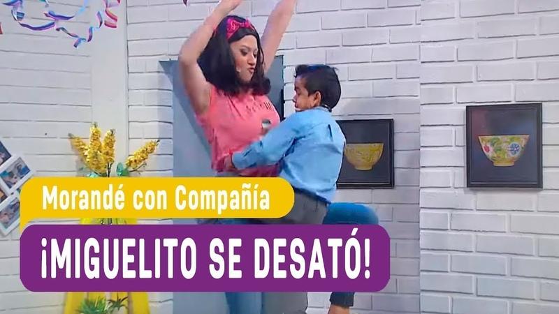 ¡Miguelito se desató Mórandé con Compañía