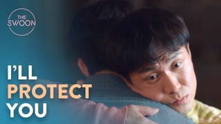 Kim Soo-hyun asks to be comforted by his big brother | It's Okay to Not Be Okay Ep 14 [ENG SUB]