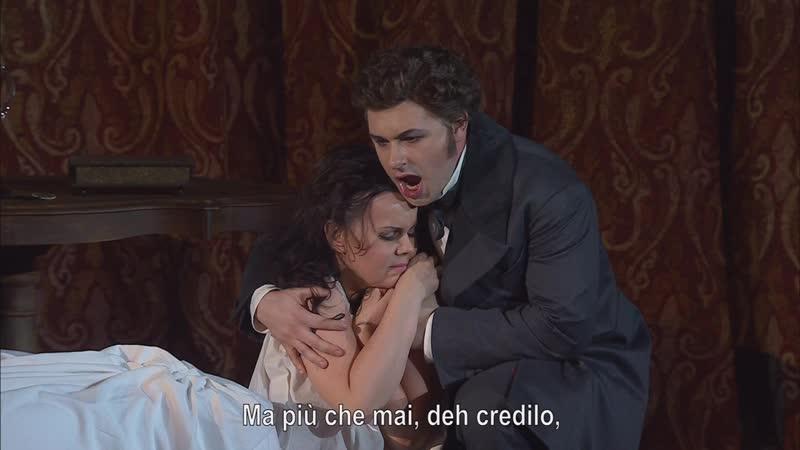 Arena di Verona - Giuseppe Verdi: La Traviata (Верона, 21.06.2019) - Акт III