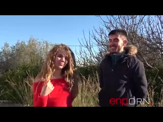 Sabrina Spice на кастинге у Jordi El Nino Polla