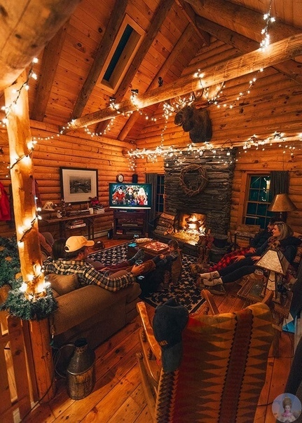 Идеально место для Нового года