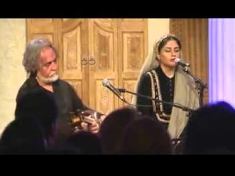 یک تصنیف کوتاه با صدای بانو سحر محمدی *** Tasnif: Sahar MOHAMMADI