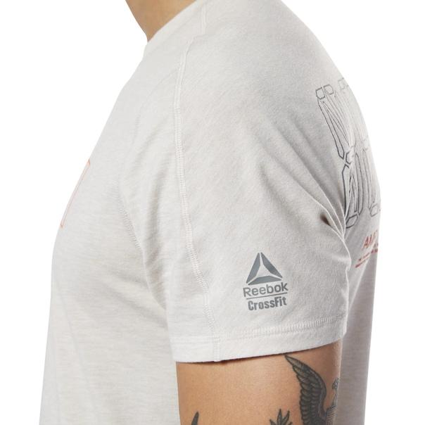 Спортивная футболка Reebok CrossFit® Move image 6