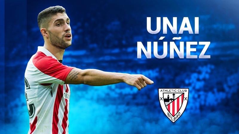 Unai Núñez ● Goals Skills Defending 2017 2018 ● Athletic Club