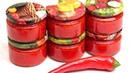 🌶ОСТРЫЙ ПЕРЕЦ НА ЗИМУ Заготовка горького перца в масле