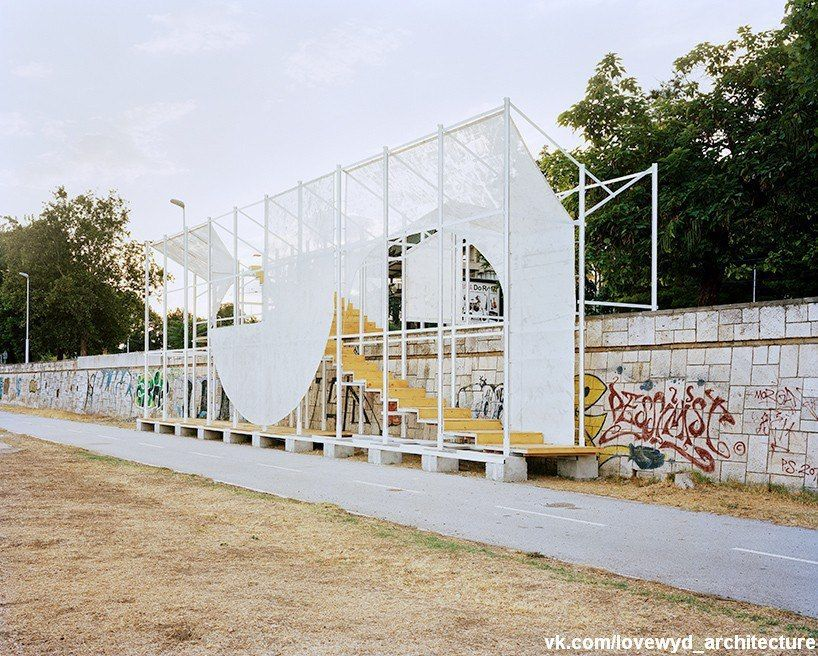 nautilus gives skopje, macedonia a public place for culture and community