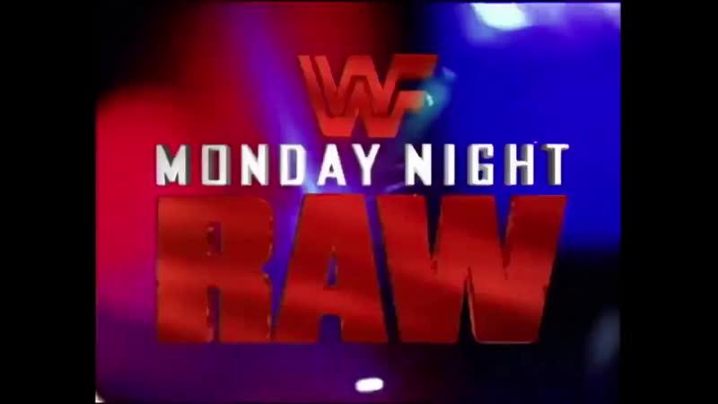 WWF RAW 1995 1997